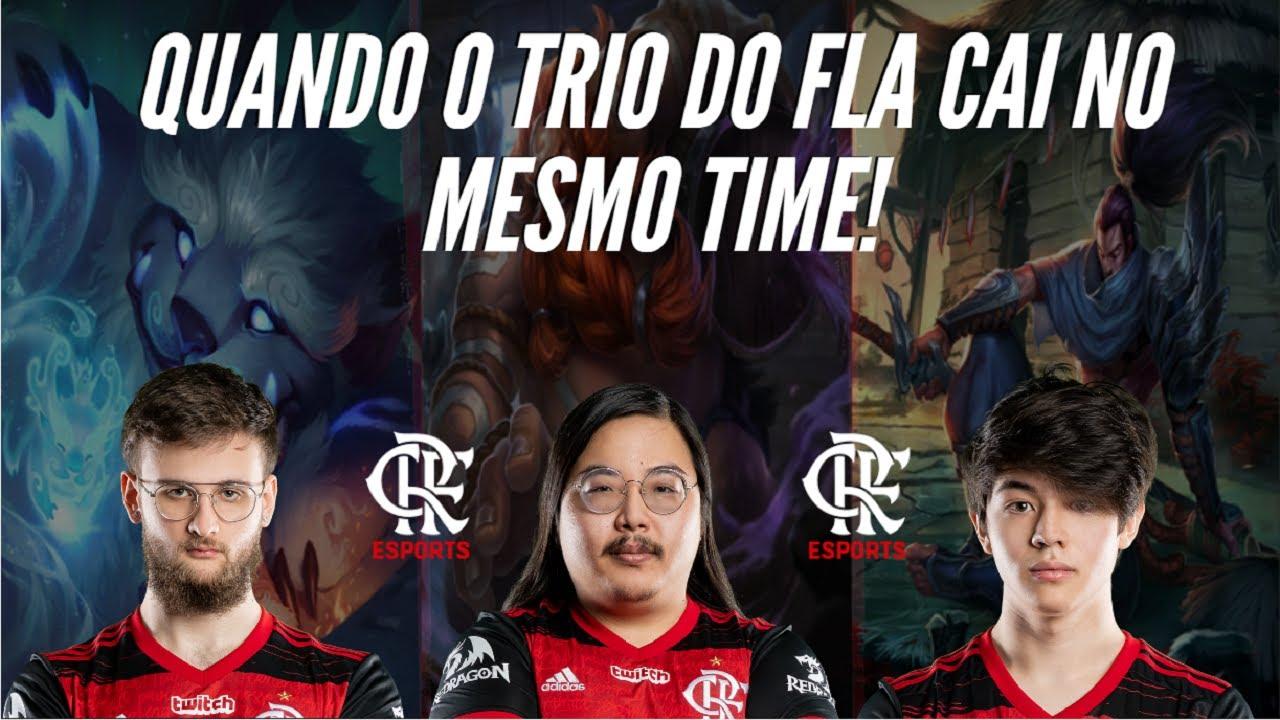 Bankai, Ranger e Flanalista► O Fla na soloq de Yasuo, Nunu e Gragas! Flamengo Esportes