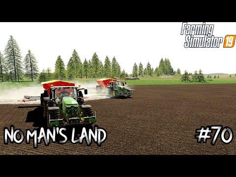 Farming Simulator 19 | No Man's Land | Timelapse | Hard work with precision farming #70 |