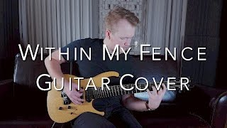 Leprous - Within My Fence Cover