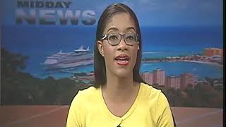 Tropical Storm Wreaks Havoc in Caribbean (TVJ Midday News) - September 28 2018