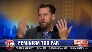 Feminism too far