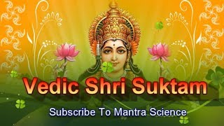 Full Vedic Shree Suktam