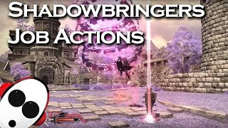 Shadowbringers Job Actions New Player Reaction | FFXIV in 2019