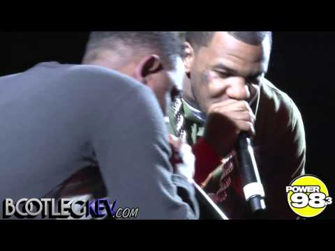 "The Game Brings Out Kendrick Lamar To Perform ""The City"" In Phoenix!"