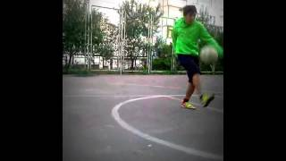 13 лет футбольный фристайл)football freestyle)13 years)фк дмитров 99)