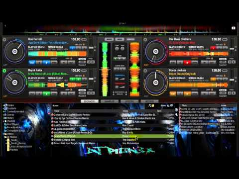 (WICKED MIX) - DJ BL3ND Virtual DJ By DJ PION3X