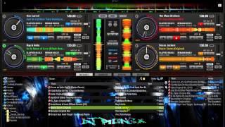 (WICKED MIX) - DJ BL3ND Virtual DJ By DJ PION3X