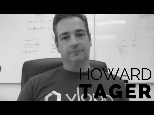 Serial Entrepreneur and Real Estate Tech Startup founder Howard Tager. -Interview by Kevin Kauffman
