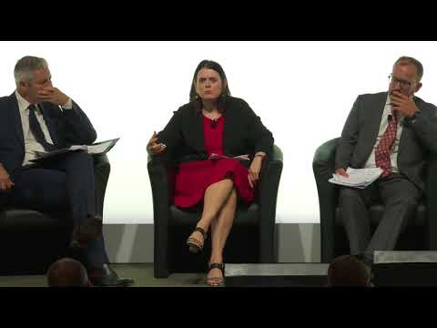 The UK and Europe panel - SMMT's International Automotive Summit 2018
