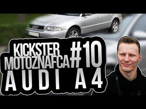 Audi A4 - Kickster MotoznaFca #10