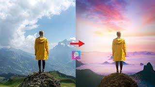PicsArt Alone Girl Manipulation Editing || PicsArt Editing In Hindi