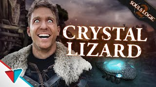 Crystal Lizard Loot Lust - Crystal Lizard