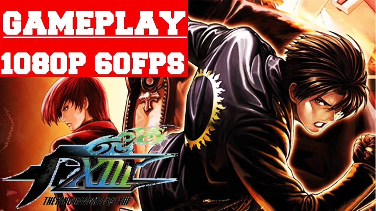 The King Of Fighters Xiii Galaxy Edition Gameplay Pc Youtube