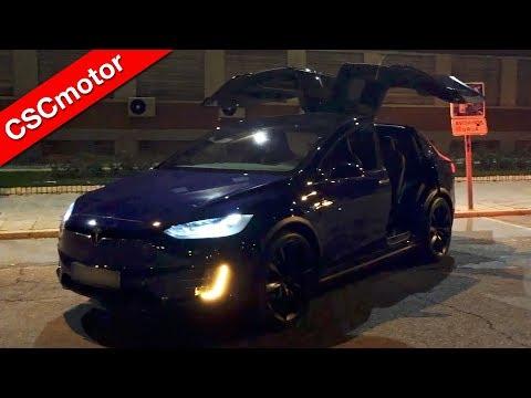 Tesla Model X | Bailando | Easter Egg Holiday