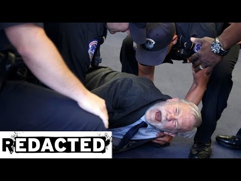 WEB EXCLUSIVE: CIA Veteran Beaten By Police During Gina Haspel Confirmation