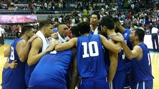 Gilas, panalo sa tune-up game vs. Iran; 14-man lineup, inanunsyo na