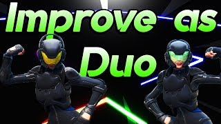Improve Duo Coms and 2v2 Practice! - Fortnite Creative Code