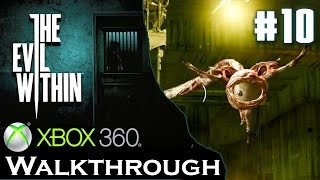 The Evil Within Walkthrough XBOX 360 / PS3 (Chapter 10: The Craftman