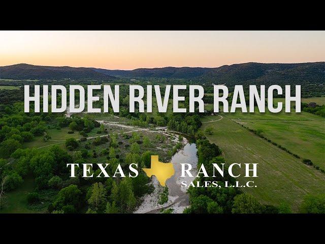 Hidden River Ranch   Texas Ranch Sales, LLC