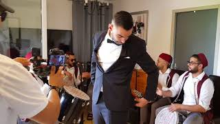 Groupe tabal tunisien Moustapha AMBIANCE mariage tunisien algérien le 12/05/2018