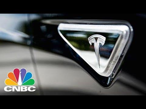 Tesla Beats On Top Line | CNBC