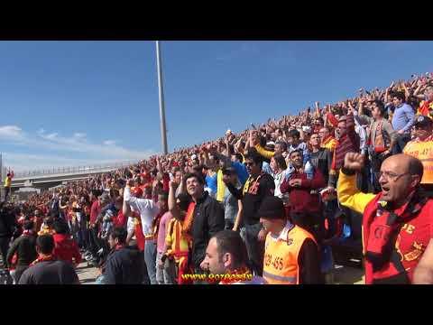 Göztepe'miz - Antalyaspor | Haydi Bastır Şanlı Göztepe