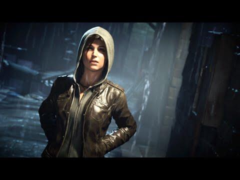 E3 2014 Trailers: Rise of the Tomb Raider E3 Trailer 【HD