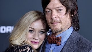 The Walking Dead's Norman Reedus & Emily Kinney Are Reportedly Dating