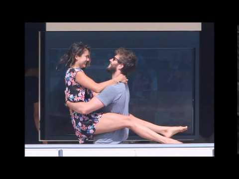 Nina Dobrev and Austin Stowell Stobrev  Lot To Learn
