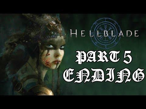 Hellblade Senua's Sacrifice PART 5 ENDING - PEACE AT LAST