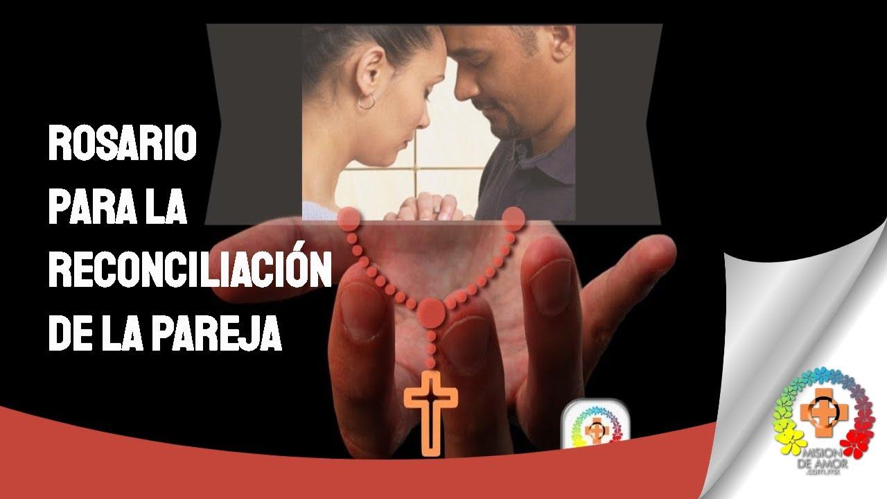 Oracion para pedir perdon a mi pareja