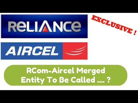 RCom-Aircel Wireless Entity to be Called ? | Telecom | Updates
