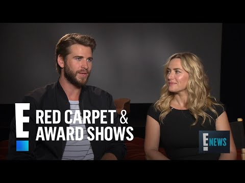 Why Kate Winslet Wanted to Feed Starving Liam Hemsworth  E! Live from the Red Carpet