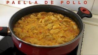 Como hacer una Paella de Pollo | ESPAÑOL HD