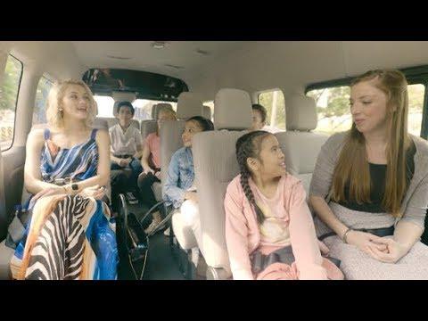 Nissan Philippines: Sound of Music Carpool