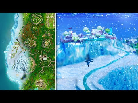 *NEW* SEASON 7 SNOW MAP CONFIRMED In Fortnite! (Snow Storm, Snow Biome, & MORE!)