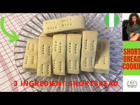 ✅ AFRICAN SHORTBREAD RECIPE: AFRICAN SHORT BREAD BISCUIT RECIPE