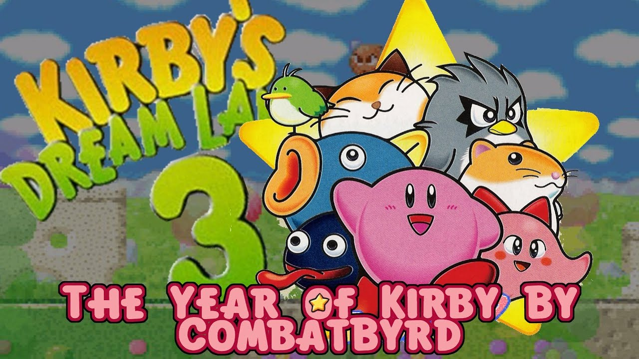 ☺Year of Kirby: Kirby's Dream Land 3☻