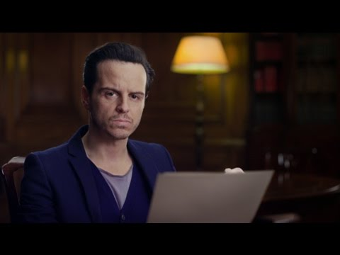 """I Am The Dead One"" Andrew Scott Reads Spike Milligan Letter To His Elusive Friend, George Harrison"