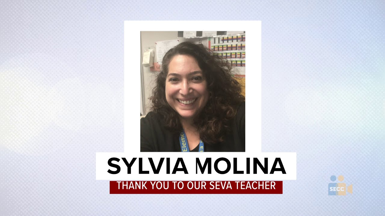 SEVA Teacher of the Week: Sylvia Molina
