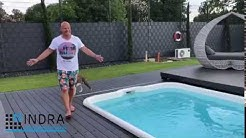 Pool-Abdeckung verschiebbar und begehbar von Detlef Steves getestet