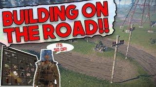 Video Building A Base On THE ROAD?! | Rust SOLO Survival | The Vanilla Wipe - #1 download MP3, 3GP, MP4, WEBM, AVI, FLV Desember 2017