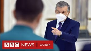 Коронавирус Вакцина кимга тегади Мирзиёев O zbekiston дунё BBC News O zbek