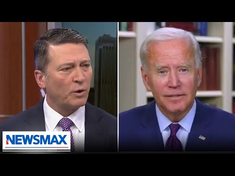Biden's Cognitive Problems Will Get Worse: Rep. Ronny Jackson | Wake Up America