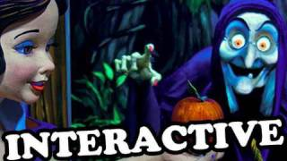 Snow White's Scary Adventures- HD (INTERACTIVE DISNEY WORLD VIDEO) thumbnail