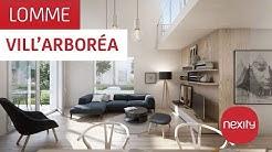 Résidence Vill'Arboréa à Lomme - Lancement commercial | Nos programmes Immobiliers