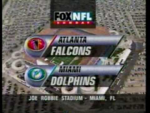 Fox Football Intro - December 1995