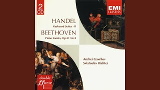 Harpsichord Suite in G Minor, HWV 452: III. Saraband