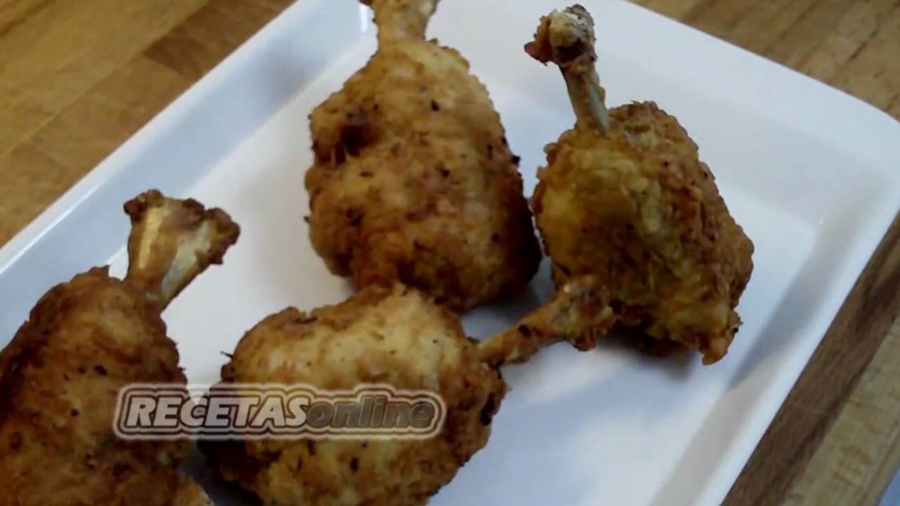 Bolitas de pollo al estilo del coronel recetas de cocina for Despresadora de pollo