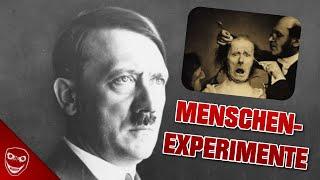 5 gruseligsten Experimente an MENSCHEN!